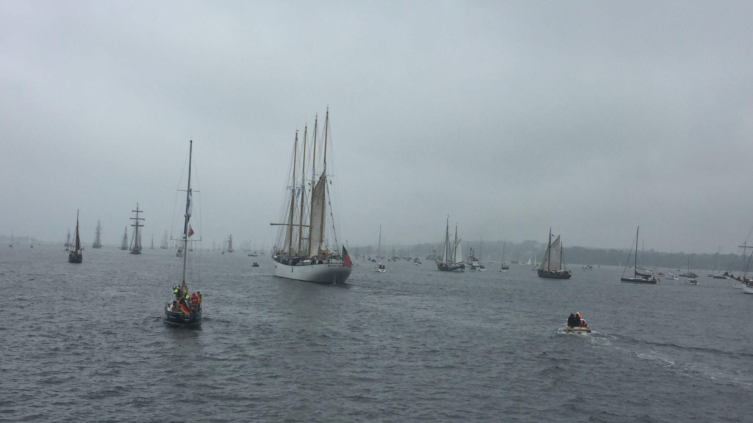 Navigation Kieler Woche
